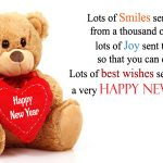 (Happy New Year 2017) New Year Sms Wishes Messages