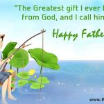 "TOP ""Happy Fathers Day 2016"" SMS Msg Wishes from Children"