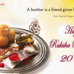 Happy Raksha Bandhan Quotes for Brother in English 2016