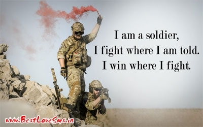 Soldier Quotes about Pride
