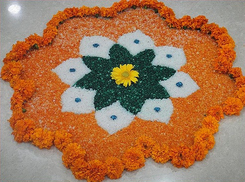 New Ultimate Patriotic Independence Day Rangoli Designs Images for free download