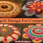 Rangoli Designs for Competition with Themes