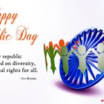 68th Happy Republic Day Quotes in Hindi & English